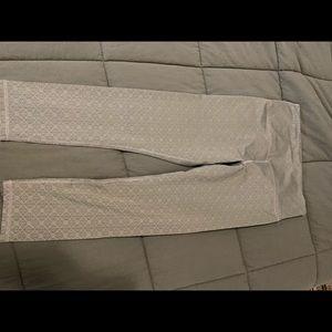 Glider 7/8 cropped leggings